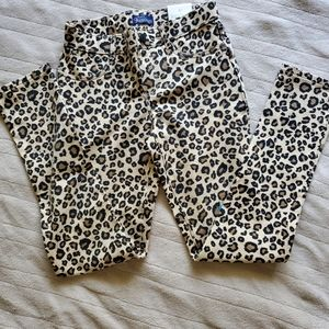 The Children's Place Leopard Print Jeggings